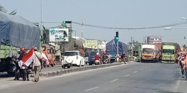Sering Macet, Netizen Keluhkan Lamanya Waktu di Traffic Light Perempatan Sawojajar