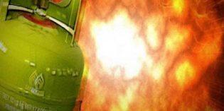 Tabung Melon Meledak, 4 Anggota Keluarga di Gandasuli Terluka Bakar