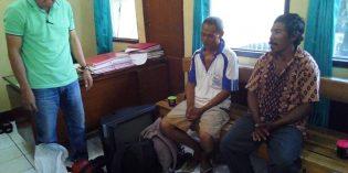 Polisi Tangkap 2 Orang Pembabat Pohon Mangrove di Dukuh Pandansari Brebes