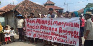 Ratusan Warga Cimohong Cemas, Rumahnya Dipinggir Sungai akan Digusur