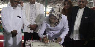 Diresmikan, Masjid Az Zahra Jadi Semangat Baru Siswa SMK Bina Bangsa Kersana