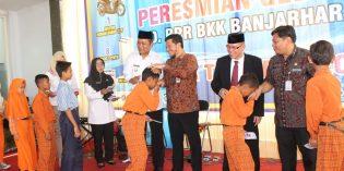 Kembangkan Usaha, PD BPR BKK Banjarharjo Buka  Kantor Baru