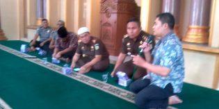 Soal ADD, Jaksa Brebes Sosialisasikan Hukum di Masjid