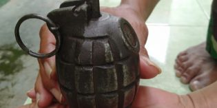 Veteran di Bantarkawung Kembalikan Granat Aktif Sisa Perang Jepang