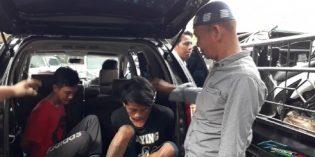 2 Pelaku Begal Motor Dibekuk Polisi