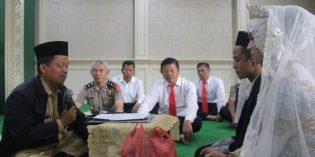 Pernikahan Pecandu Narkoba asal Tanjung, Ijab Qobul Langsung Masuk Bui