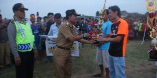 Unggul Tipis, FC Sembung Larangan Juarai Parereja Cup 2018