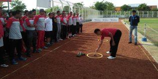 Petanque, Cabang Olahraga asal Prancis Mulai Disosialisasikan di Brebes