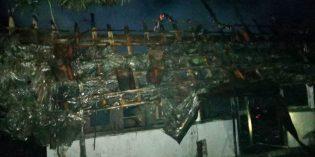 Seisi Rumah Kakek di Losari Ludes Terbakar, Diduga Regulator Gas Melon Bocor