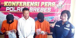 2 Pemuda Pemilik dan Pengedar Obat Terlarang Diciduk Polisi