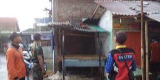 Puting Beliung Rusakan Puluhan Rumah Warga di Sirampog