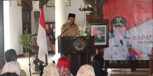 Jumlah Penerima PKH di Brebes Tahap I,  Tahun 2019 Alami Penurunan