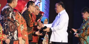 SAKIP Award 2018, Kinerja Instansi Brebes dapat Predikat B
