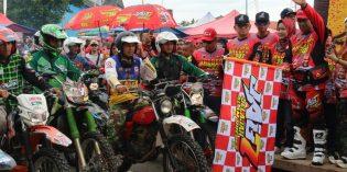 Ribuan Offroader se Nusantara Bertarung di Trail Adventure JAB 7 di Ketanggungan