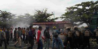 997 Personil Kepolisian   Kawal Jalannya Pemilu Serentak di Brebes