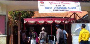 Di TPS Bupati Idza, Jokowi Menang Tipis atas Prabowo