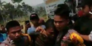 2 Jambret di Paguyangan Tertangkap, Sempat Dikejar Warga Hingga ke Sawah