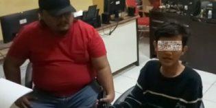 Polisi Berhasil Amankan Pembacok 2 Anak Punk Dialun-alun Brebes