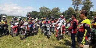 Gali Potensi Wisata, Ratusan Pencinta Trail Brebes – Tegal Jelajahi Alam Songgom – Larangan
