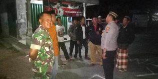 Disulut Perusakan APK , Pendukung Antar Cakades Desa Siwungkuk Sempat Memanas