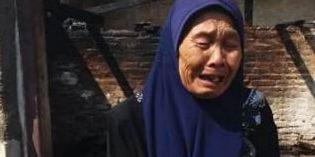 Dapur dan Bawang Milik Warga Jatibarang Terbakar, Kerugian Puluhan Juta Rupiah