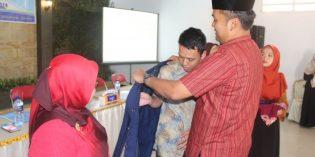 Narjo Lepas 58 Mahasiswa KKN Institut Pertanian Bogor di Kecamatan Ketanggungan