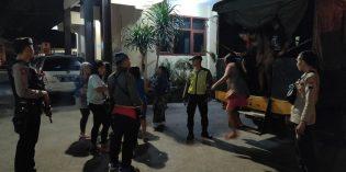 Razia, Polisi Garuk 15 PSK yang Mangkal di Wilayah Pantura Losari