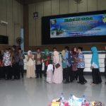 Halal Bihalal Dinkopumdag, Idza ; Jangan Jadikan Pasar Kumuh