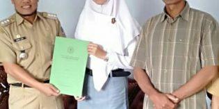 Siswi Salem ini jadi Satu-Satunya Paskibraka Tingkat Provinsi Jateng