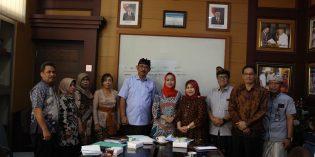 Optimalkan Pelayanan, PDAM Brebes Studi Banding ke PDAM Bali