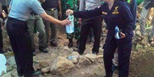 Diyakini Meninggal Tak Wajar, Makam Denis Purwanti Di Bantarkawung Dibongkar
