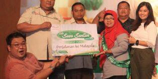 Duta Sasa Santan Hadir untuk Keluarga Indonesia