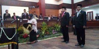 Sah ! Mohamad Taufiq jadi Ketua DPRD Brebes