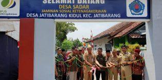 Desa Jatibarang Kidul jadi Desa Sadar BPJS Ketenagakerjaan