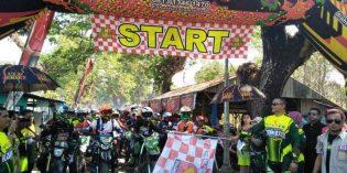 1.600 Offroader ikuti Jelajah Malahayu di HUT TNI ke 74
