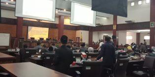 Akhirnya, Alat Kelengkapan Dewan DPRD Brebes Terbentuk