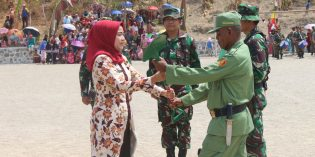Idza Buka TMMD Sengkuyung III di Desa Jipang