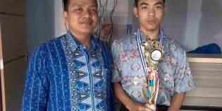 2 Pelajar asal Bumiayu jadi Juara Nasional Olympicad VI