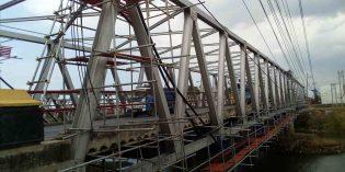 Hari Jumat ini Satu Jembatan Pemali Ditutup