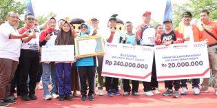 OJK Launching Gerakan Indonesia Menabung di Brebes