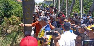 Menteri PUPR ke Brebes, Sungai Babakan Ketanggungan Segera Dikeruk