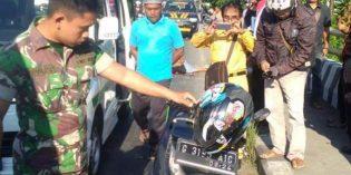 Pengendara Motor Tak Beridentitas Tewas Terlindas Truk di Jalan Pantura Wanasari
