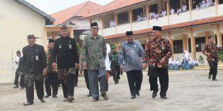 Tuju Laporan WTP,  Pemkab Beri Hibah Tanah 1 Hektar MAN 1 Brebes