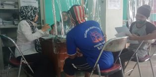 Balik ke Jakarta, Puluhan Warga Kluwut Ajukan Rapid Test