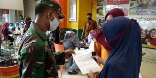 8 Lokasi di Wilayah  Brebes Adakan Rapid Test Serempak