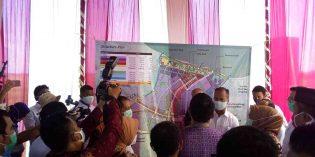 Tinjau Kesiapan KIB, Menteri Perindustrian Tinjau Langsung Calon Lokasi Indusutri
