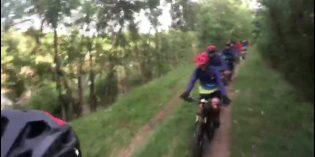 Gowes Susur Sungai Pemali Ala Kodim Brebes, Yuk Intip Seru nya…!!