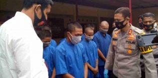 2 Bulan Operasi Sikat Candi, Polres Brebes Bekuk 12 Pelaku Kejahatan