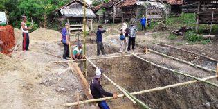 Wujudkan Desa Mandiri Energi, DPKH Brebes Bangun Bioreaktor di Kalinusu