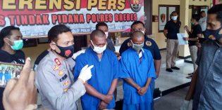 Ini Dia, 2 Pelaku Penganiaya Wartawan yang Ditangkap Polisi